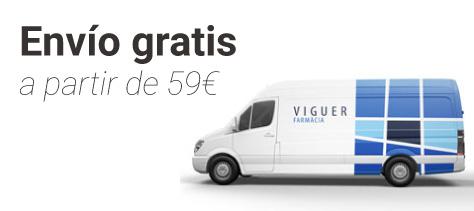 Envíos gratis a partir de 59€